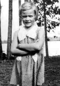 Барбара Редфилд на 8 г.