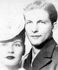 Барбара със съпруга си Джон Пейтън