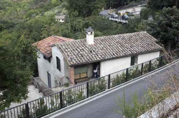 Къщата, в която е убита Мередит Къчър