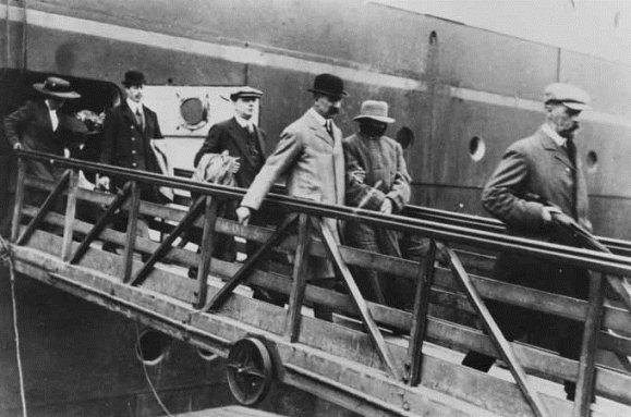 Арестът на доктор Крипън и Етел льо Нев