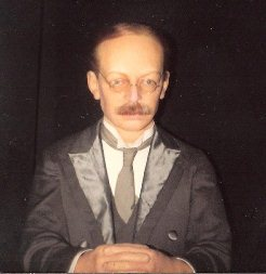Восъчната фигура на д-р Крипън в музея на мадам Тюсо