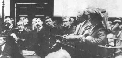 Етел льо Нев в съда