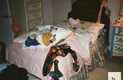Леглото на Джонбеней