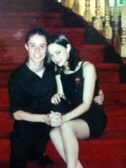 Емануел и Рейчъл - 1998 г.