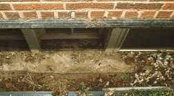 Прозорецът на мазето