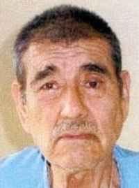 Хуан Корона на 77 години