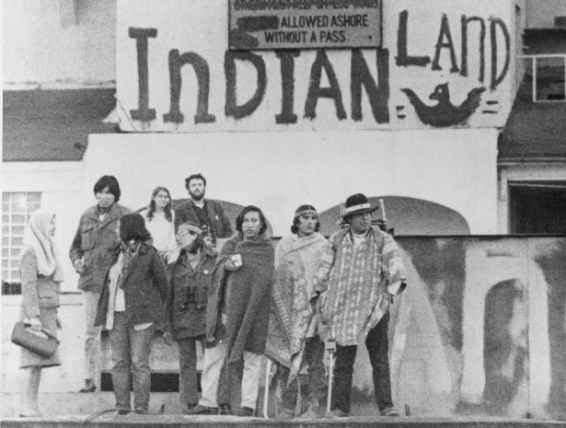 Индианската окупация на Алкатраз (ноември 1969 г.)