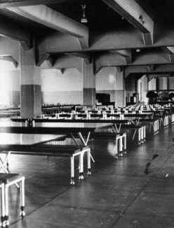 Столовата в Алкатраз