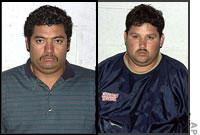 Хавиер Гарсия Урибе и Густаво Гонзалез Меза