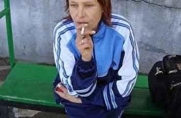 Татяна Суровицкая, майката на Оксана