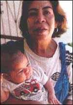 Съпругата на Ресендиз, Хулиета Рейес