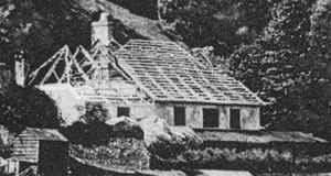 Опожареният дом на Ема Кийс