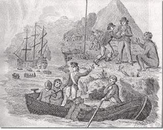 Затворници на остров Сара