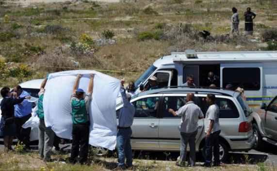 Властите отцепват местопрестъплението