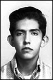 Луис Гаравито като дете
