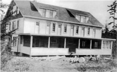 Санаториумът на Линда Хазард