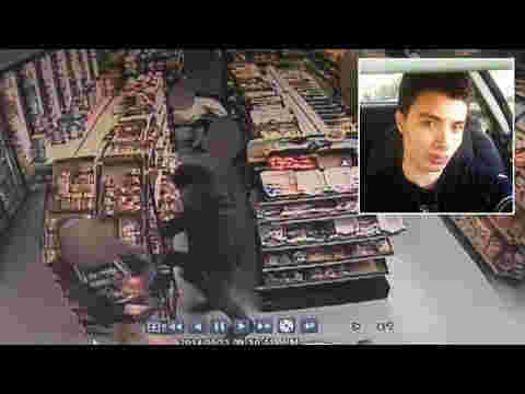 Стрелбата в деликатесния магазин