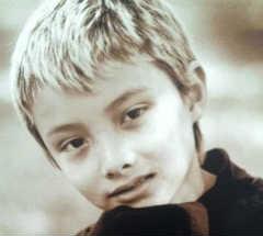 Елиът Роджър като дете
