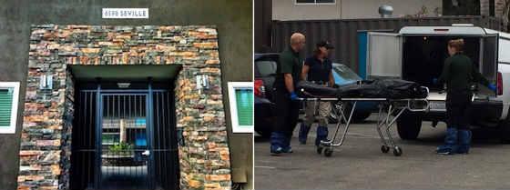 """Клането започва в 21:27 ч, когато Роджър намушква трима мъже в апартамента си, разположен на улица """"Севил Роуд"""""""
