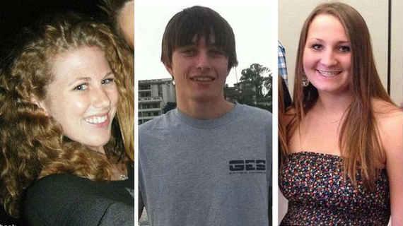 Жертвите на Елиът Роджър са ученици в Калифорнийския университет, Санта Барбара (UCSB)