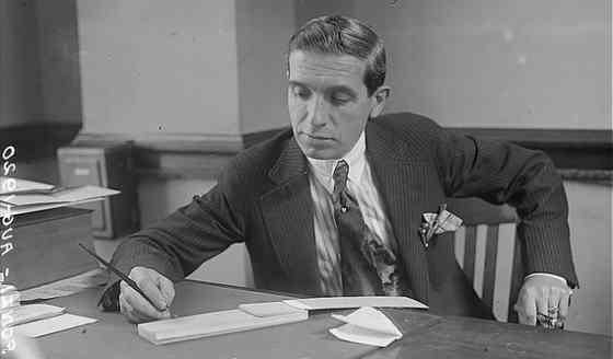 На 1 ноември 1920 година Понци пледира за виновен по едно единствено обвинение и получава 5 годишна присъда във Федерален затвор