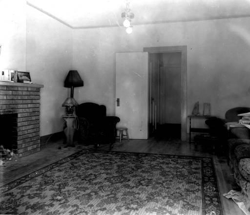 Апартаментът на Сами и Ан, където е извършено убийството