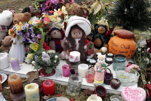 Мемориалът на Джанет Мейпълс