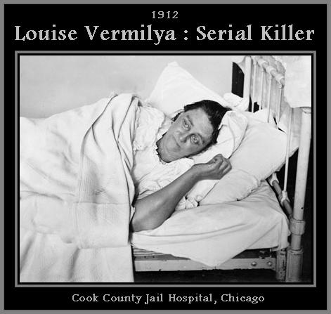 Луис Върмилия в болницата на затвора