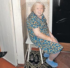 Леля Поля – приятелка на последната жертва на Ирина Гайдамачук