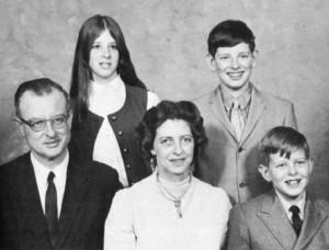 Семейството на Джон Лист