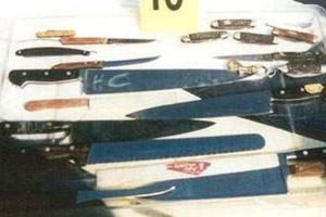 Готварските ножове на Хедън Кларк