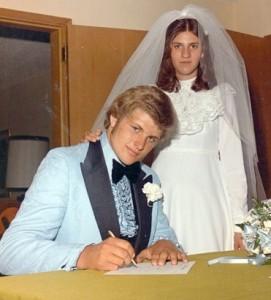 Сватбата на Джесперсън