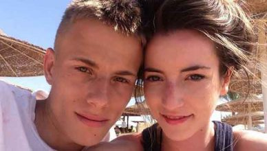 Алекс Скийл и Джордан Уърт: Приятелката ми ме тормози