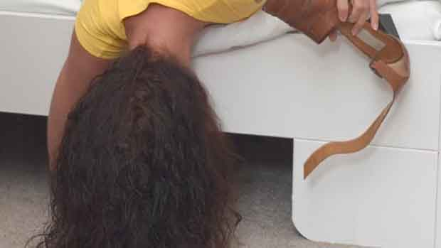 Ревнивец залага бомба под леглото на бившата