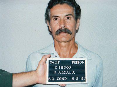 Родни Алкала в затвора