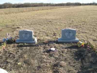 Гробовете на Амина и Сара