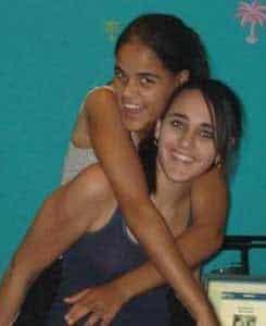 Сара и Амина